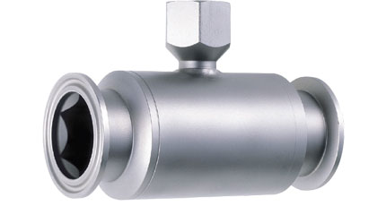 BAUMER BOURDON 1620 In-line Diaphragm Seal with Clamp Connection