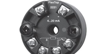 BAUMER FlexTop 2221 Universal Transmitter