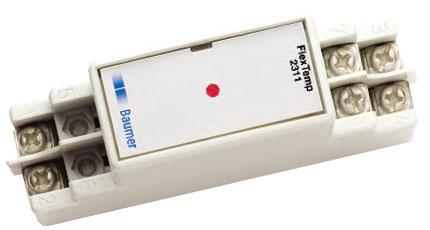 BAUMER FlexTemp 2311 Universal Transmitter