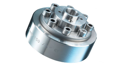 BAUMER BOURDON D4xx Diaphragm Seal with Compact Process Flange