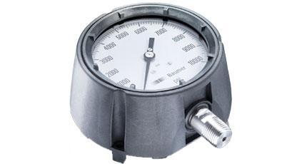 BAUMER BOURDON MPG6-MPJ6-MPE6-MPF6 Process Pressure Gauge