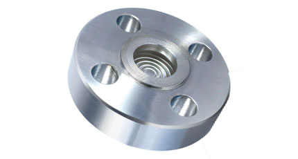 BAUMER BOURDON D82x Flanged Diaphragm Seal with Flush Diaphragm