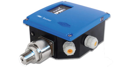 BAUMER BOURDON RPPN Industrial Pressure Switch
