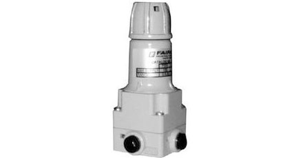FAIRCHILD Miniature Back Pressure Regulator (M50BP)