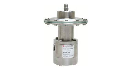 FAIRCHILD Precision Stainless Steel Fuel Control Regulator (M67)