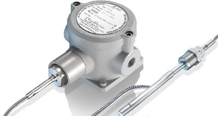 BAUMER BOURDON Compact Temperature Switch Explosion Proof (RT2E)
