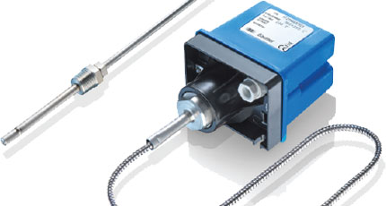 BAUMER BOURDON Compact Temperature Switch Intrinsic Safety (RT2Y)