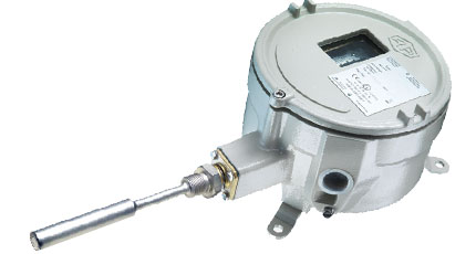 BAUMER BOURDON Industrial Temperature Switch Explosion Proof (RTNE)