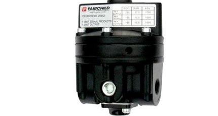 Fairchild M20 Back Pressure Pneumatic Booster (M20BP)