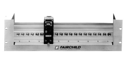 FAIRCHILD Rack Kits for T6000, T7800 and T8000 Transducers