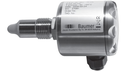 BAUMER Clever Level Point Level Sensor (LFFS)