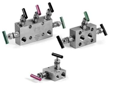 Gauge Valves and Instrumentation Manifolds